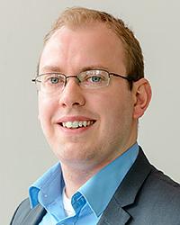 Chris McCartin, Administrative Officer