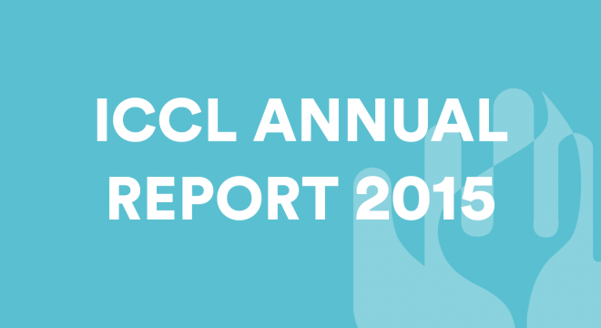 ICCL Annual Report 2015