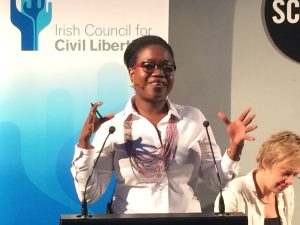 Bongiwe Gumede of South Africa's Legal Resource Centre