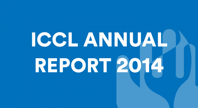 ICCL Annual Report 2014