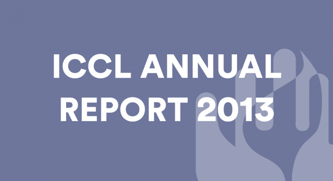 ICCL Annual Report 2013