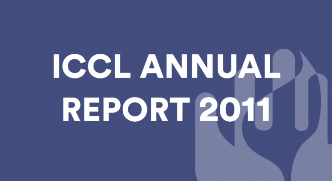 ICCL Annual Report 2011