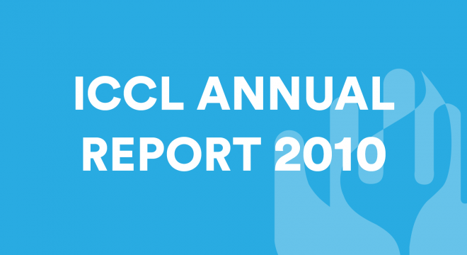 ICCL Annual Report 2010