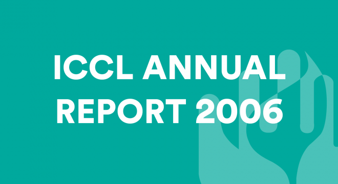 ICCL Annual report 2006