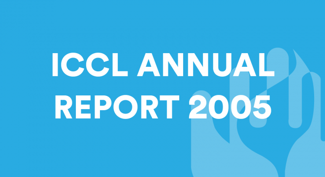 ICCL Annual Report 2005