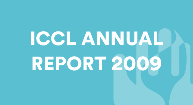 ICCL Annual Report 2009
