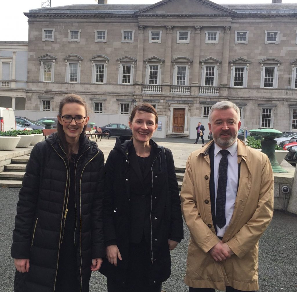 ICCL Submission to Oireachtas Justice Committee on the Data Retention Bill 2017