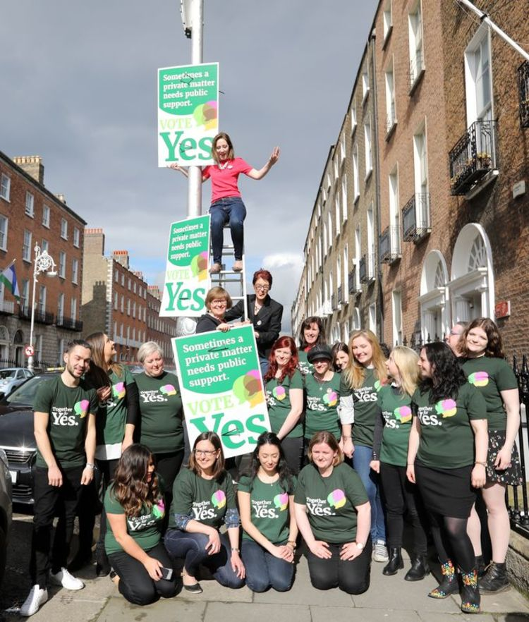 ICCL calls on government to defend freedom of speech and protect referendum posters