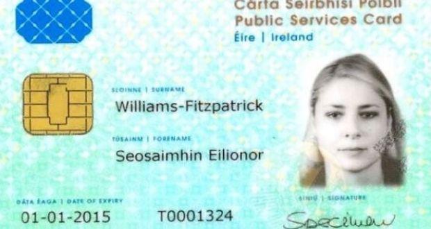 public services card