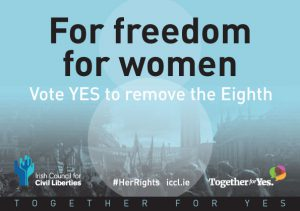 ICCL welcomes call for yes vote by UN women's rights expert