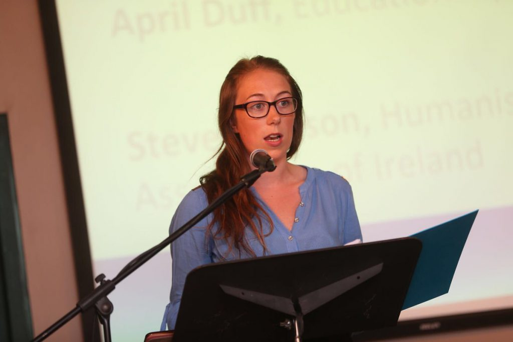 April Duff - Education Equality