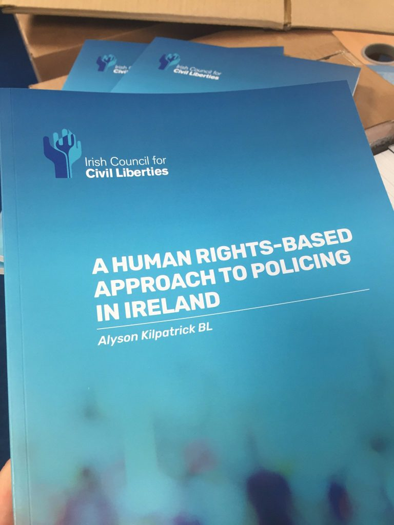 ICCL publishes ground-breaking guide to implementing human rights reform of Gardaí